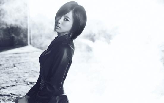 New actress replaces T-ara's Ham Eun-jung in 'Five Fingers'