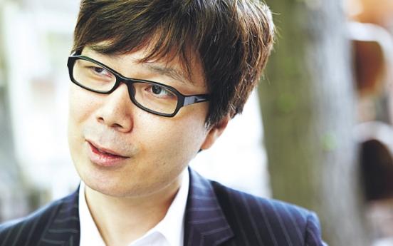 Seoul Literary Society to host author