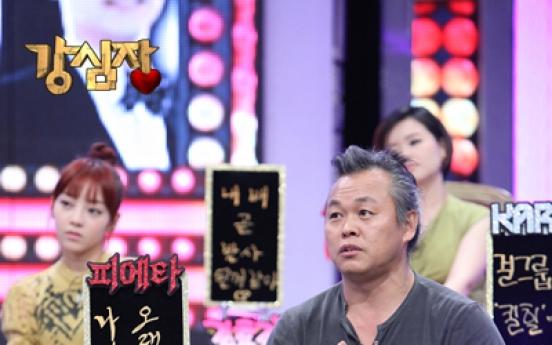 Kim Ki-duk slams film industry's monopolistic culture