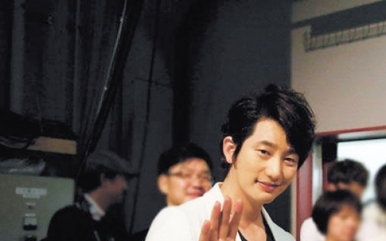 Park Si-hoo to shoot music drama