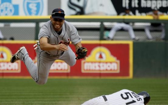 White Sox pad lead in AL Central