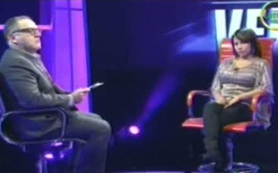 TV quiz contestant in Peru killed by boyfriend after confession