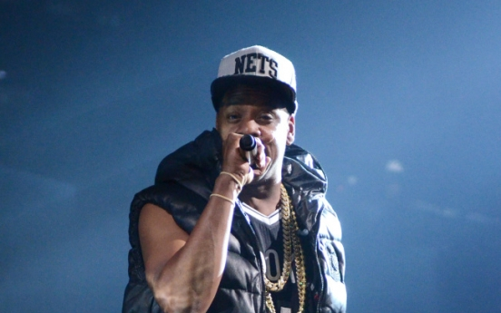 Jay-Z takes subway to final Barclays show