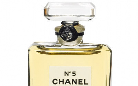 Brad Pitt becomes first male face of Chanel No.5
