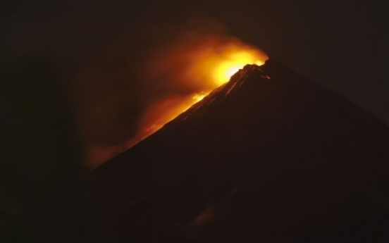 Scientists see volcanic eruption 'trigger'