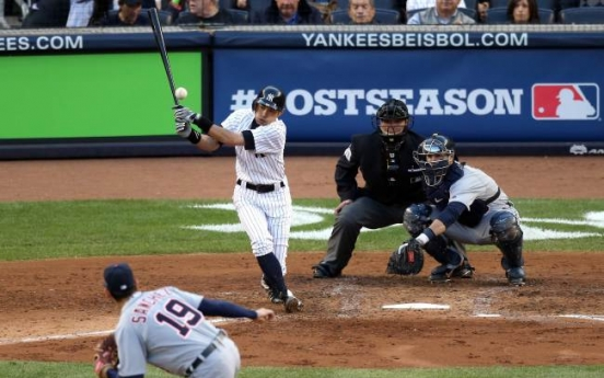 Tigers beat Yanks for 2-0 lead in ALCS