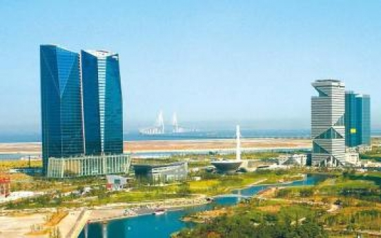 Incheon aims to host U.N. climate fund