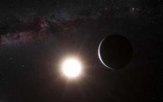Planet found at sun's closest neighbor