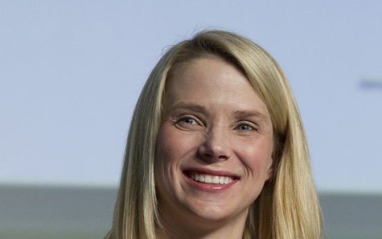 [Newsmaker] Yahoo's latest CEO hopes to break cycle of failure