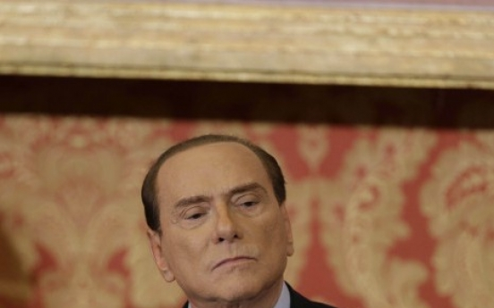 [Newsmaker] Berlusconi defiant after conviction