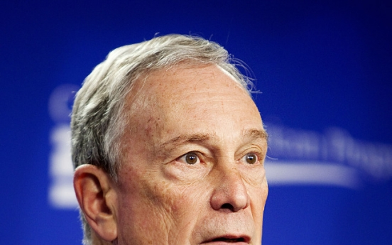 [Newsmaker] Bloomberg blinks on NYC marathon