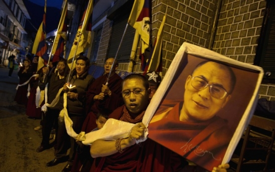 [Newsmaker] Tibetan unrest in shadow of leaders' meeting in Beijing