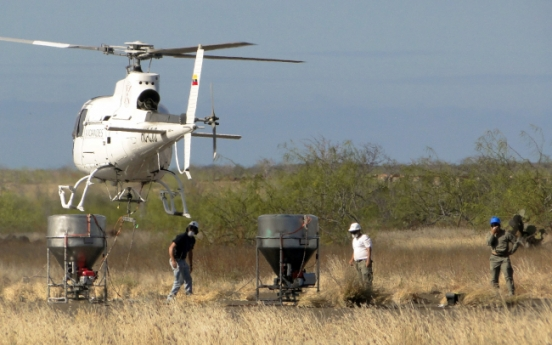 Galapagos cull targets 180m rats