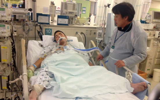 Military under fire after soldier's late treatment leaves him in coma