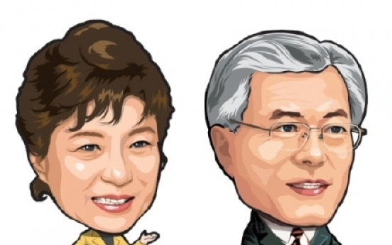 Polls show S. Korean candidates in tight race