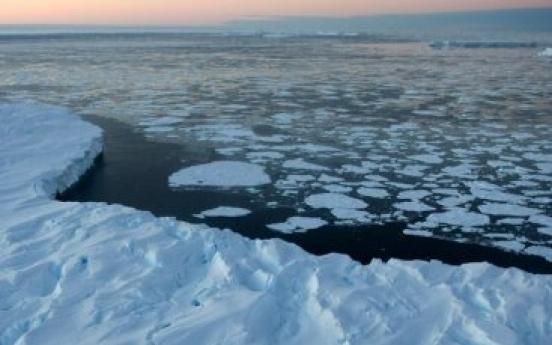 Life found buried beneath Antarctic ice