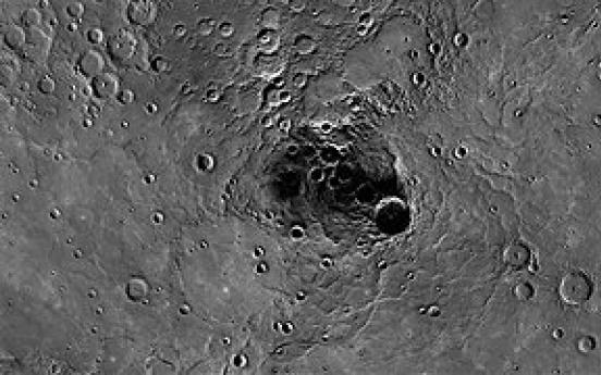 NASA: Closest planet to sun, Mercury, harbors ice
