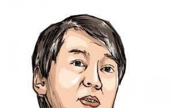Ahn, TV debates rise as key variables