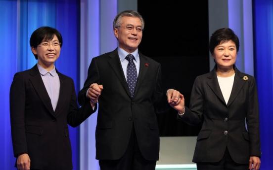 Park caught in debate crossfire