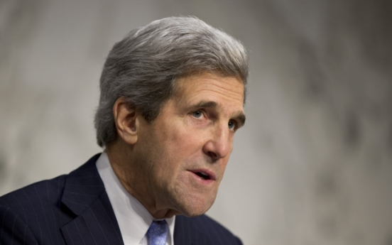 [Newsmaker] John Kerry tapped as America's top diplomat