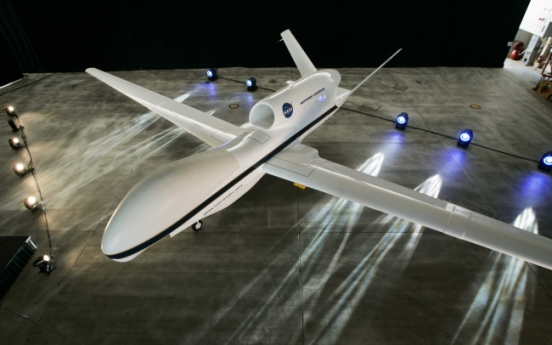 Korea considers competitive bidding for spy drone acquisition