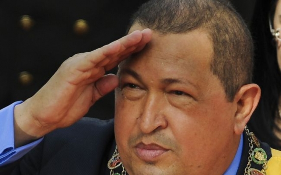 [Newsmaker] Chavez to take office without taking oath