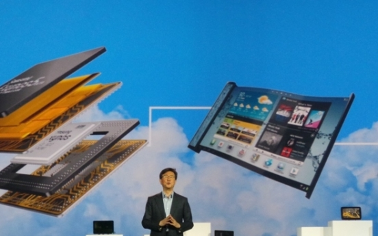 Samsung shines light on next-gen OLED displays