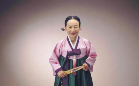 한국의 전통 잇는 국악 한복 전시회 아뜰리에서 열려