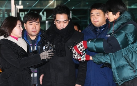 Arrested singer Ko to be investigated on sexual allegations