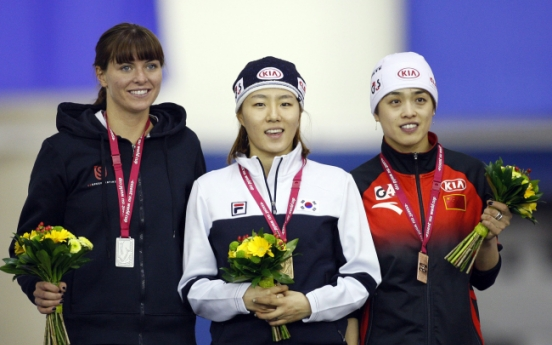 [Newsmaker] Lee accelerates to record-breaking sprint
