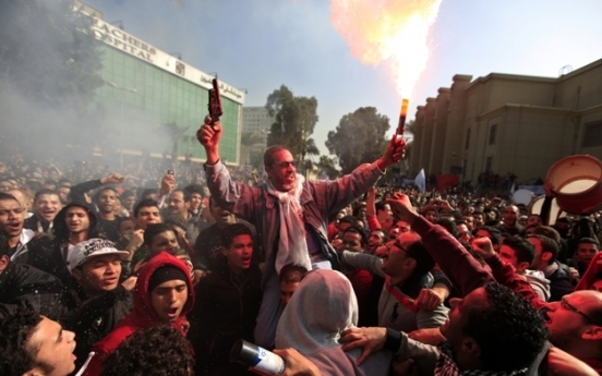 이집트 혁명 2주년, 유혈사태 '대혼란'