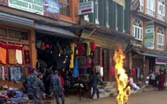 [Newsmaker] Death begets death in Tibet