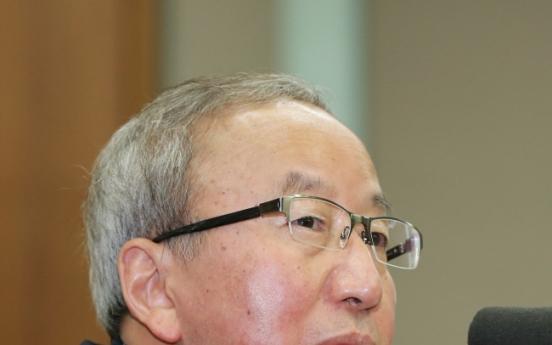[Newsmaker] Deputy P.M. nominee, a man of principles