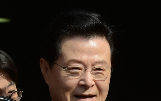[Newsmaker] Ex-lawmaker named Park's chief of staff