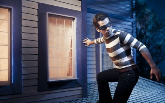 Man charged with breaking into girlfriend's house for valuables
