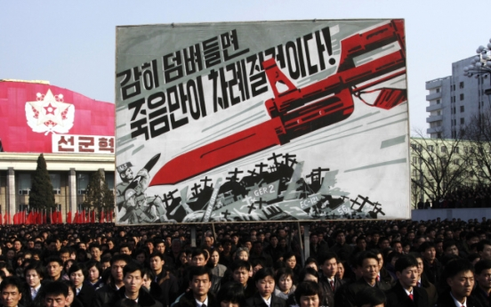 N. Korea says will sever hot-line with Seoul, nullify non-aggression pacts