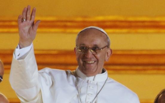 Argentine Jorge Bergoglio elected Pope Francis