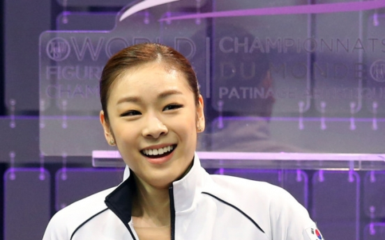 [Newsmaker] Kim on track to 2nd Olympic title