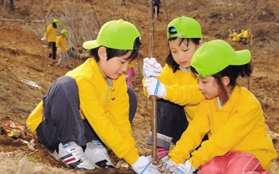 Korea celebrates International Forest Day