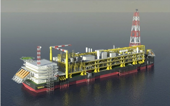 Hyundai Heavy wins $2b offshore order from France