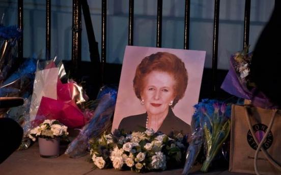 '영국병' 타파한 마가렛 대쳐 사망