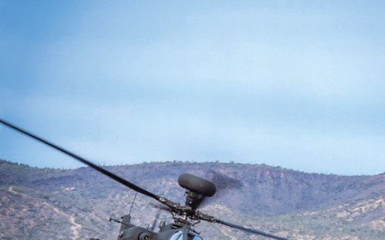 Seoul to purchase 36 Apache helicopters