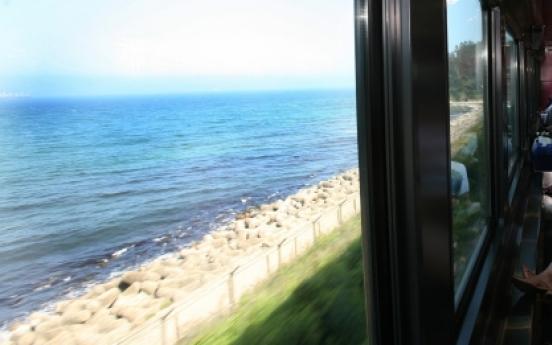 Industrial railroads reborn as tourist attraction