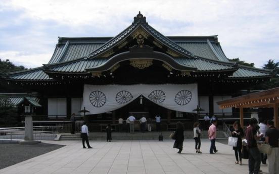 [Newsmaker] Yasukuni: Perennial thorn in Korea-Japan ties