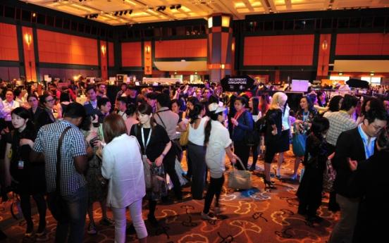 Korean designers to be showcased in Singapore