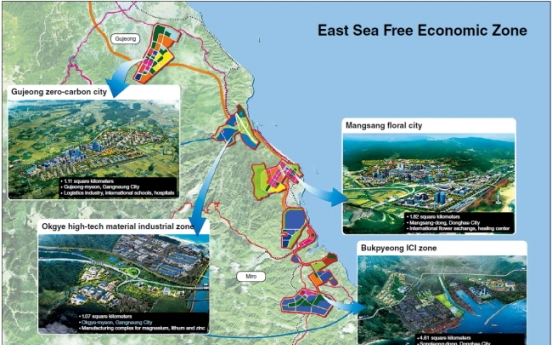 East Sea FEZ aims to become high-tech materials industry hub