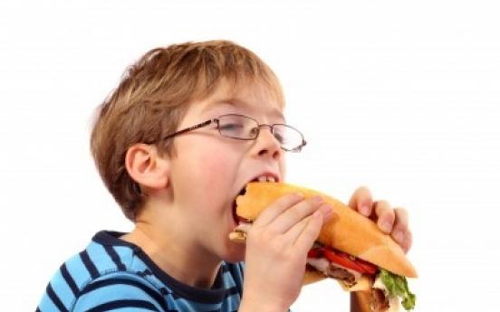 Children having 'adult's diet' healthiest: study