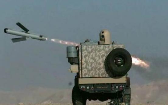 South Korea deploys Israeli Spike missiles