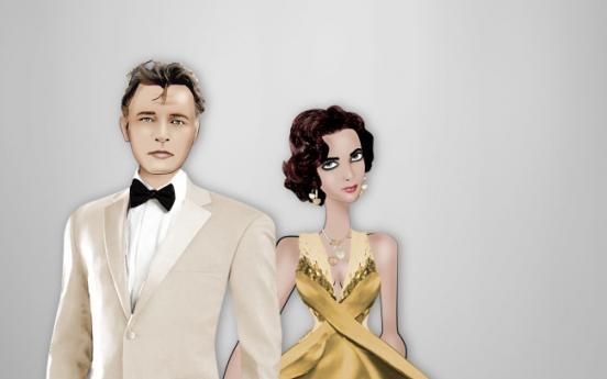 Gold becomes a theme at glitzy Cannes amfAR gala