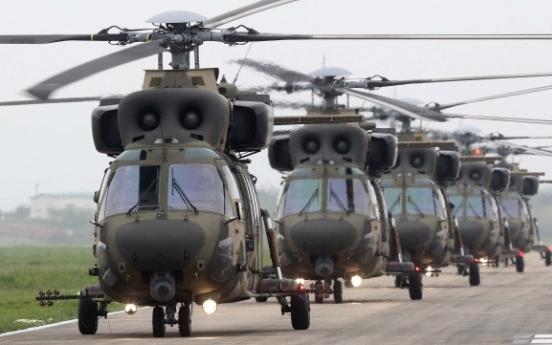 President pledges full support for boosting defense industry